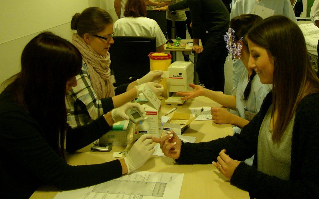 Mitarbeiter-Gesundheitstag am EVK Lippstadt