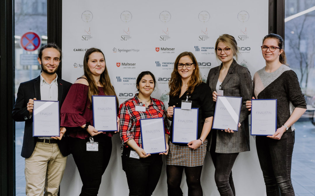 Erneut erfolgreiche Teilnahme am Queen- Silvia- Nursing- Award- Germany!